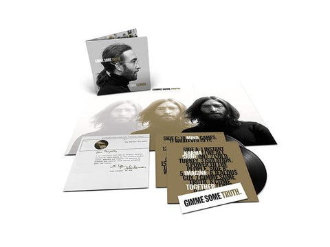 <b>John Lennon </b><br><i>Gimme Some Truth [2-lp]</i>
