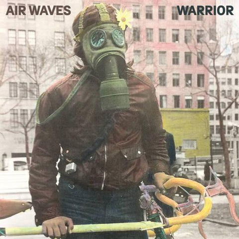 <b>Air Waves </b><br><i>Warrior [Clear Vinyl]</i>