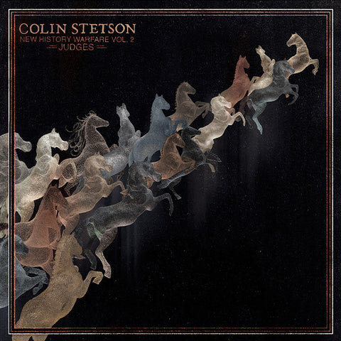 <b>Colin Stetson </b><br><i>New History Warfare Vol. 2: Judges</i>