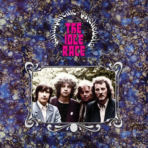 <b>The Idle Race </b><br><i>Schizophrenic Psychedelia</i>