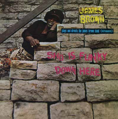 <b>James Brown Plays And Directs The James Brown Band </b><br><i>Sho Is Funky Down Here</i>
