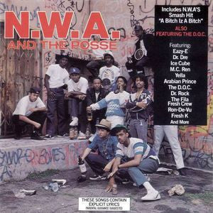 <b>Various </b><br><i>N.W.A. And The Posse</i>