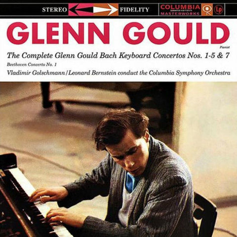 <b>Glenn Gould </b><br><i>The Bach Keyboard Concertos [3LP Box Set]</i>