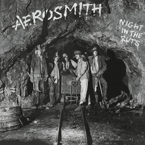 <b>Aerosmith </b><br><i>Night In The Ruts</i>