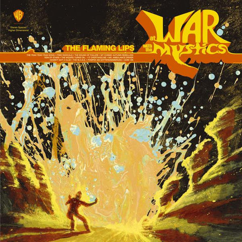 <b>Flaming Lips, The </b><br><i>At War With The Mystics</i>