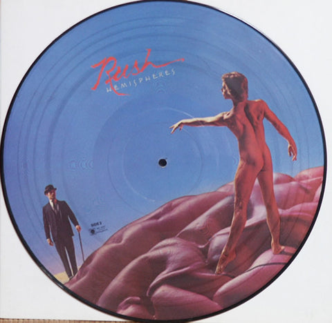 <b>Rush </b><br><i>Hemispheres [Picture Disc]</i>