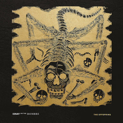 <b>The Offspring </b><br><i>Ixnay On The Hombre [Gold Vinyl]</i>