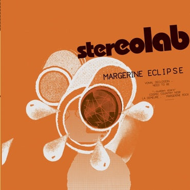 <b>Stereolab </b><br><i>Margerine Eclipse [Clear Vinyl] [Limit 1 Per Customer]</i>