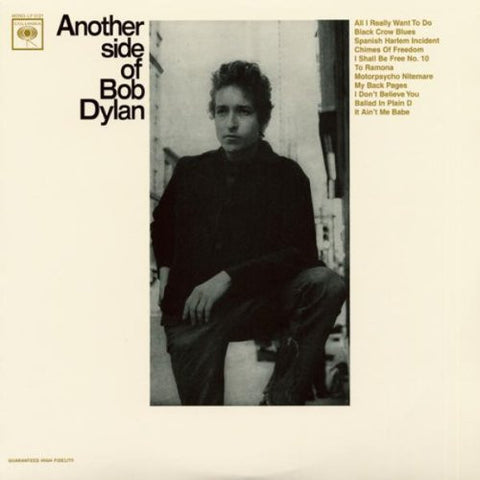 <b>Bob Dylan </b><br><i>Another Side Of Bob Dylan</i>