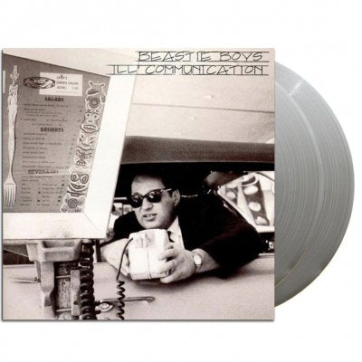 <b>Beastie Boys </b><br><i>Ill Communication [2 LP] [Indie-Exclusive Metallic Silver Vinyl]</i>