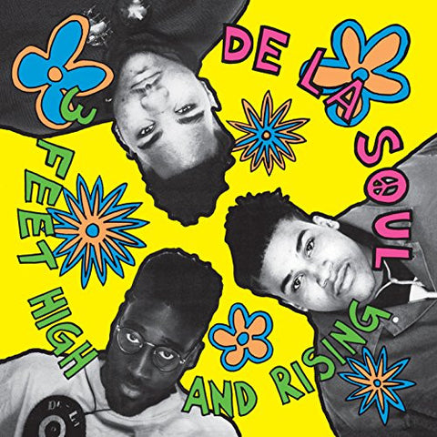 <b>De La Soul </b><br><i>3 Feet High And Rising</i>