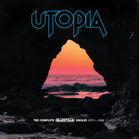 <b>Utopia </b><br><i>Utopia: The Complete Bearsville Singles (1977-1982) [2-lp, Black Vinyl] [ROCKtober 2019 Exclusive]</i>