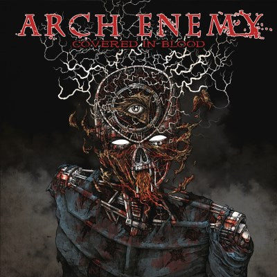 <b>Arch Enemy </b><br><i>Covered In Blood [Golden Vinyl]</i>