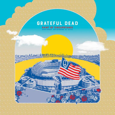 <b>Grateful Dead </b><br><i>Saint Of Circumstance: Giants Stadium, East Rutherford, NJ 6/17/91 [5-lp Box Set]</i>
