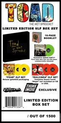 <b>Toad The Wet Sprocket </b><br><i>Toad The Wet Sprocket Box Set</i>