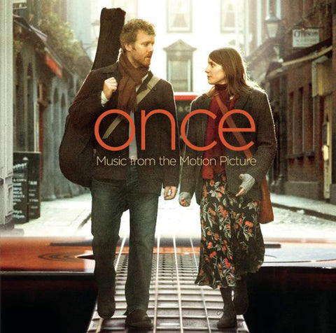 <b>Glen Hansard, Marketa Irglova </b><br><i>Once (Music From The Motion Picture) [Transparent Vinyl] [Import]</i>
