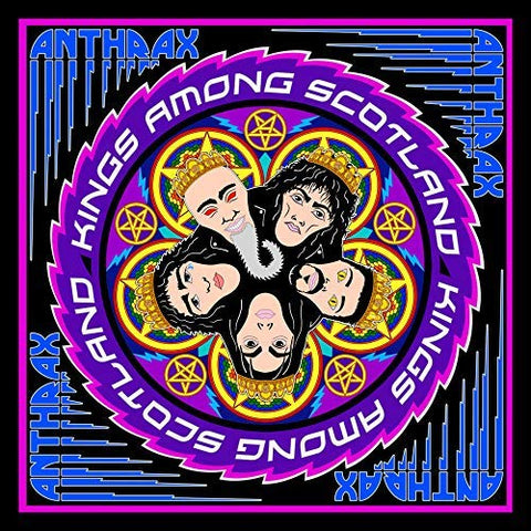 <b>Anthrax </b><br><i>Kings Among Scotland</i>