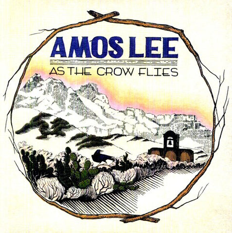 <b>Amos Lee </b><br><i>As The Crow Flies</i>