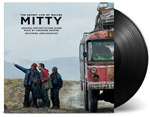 <b>Theodore Shapiro Featuring Jos Gonzlez </b><br><i>The Secret Life Of Walter Mitty [Import]</i>