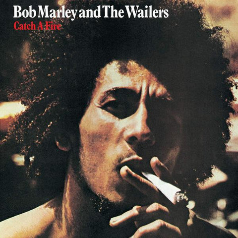 <b>Bob Marley & The Wailers </b><br><i>Catch A Fire [Half-Speed Mastered]</i>