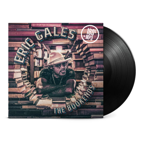 <b>Eric Gales </b><br><i>The Bookends</i>