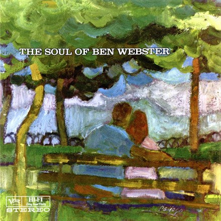 <b>Ben Webster </b><br><i>The Soul Of Ben Webster [2LP, 45 RPM]</i>