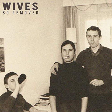 <b>Wives </b><br><i>So Removed [Magenta Vinyl]</i>