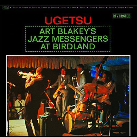 <b>Art Blakey's Jazz Messengers </b><br><i>Ugetsu</i>