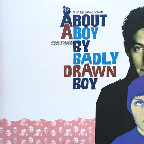 <b>Badly Drawn Boy </b><br><i>About A Boy</i>