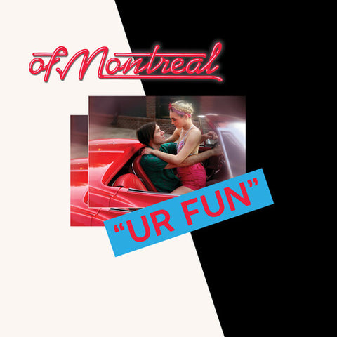 <b>Of Montreal </b><br><i>UR Fun [Red Vinyl]</i>