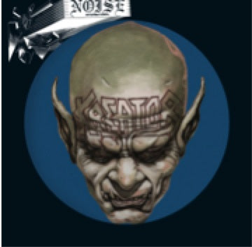 <b>Kreator </b><br><i>Behind The Mirror [Picture Disc]</i>