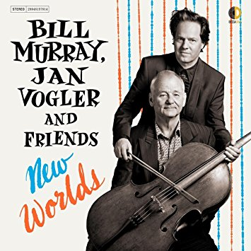 <b>Bill Murray / Jan Vogler And Friends </b><br><i>New Worlds [2 Lp]</i>