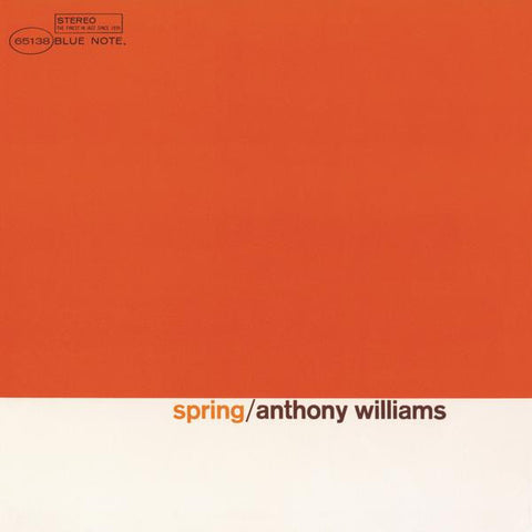 <b>Anthony Williams </b><br><i>Spring</i>