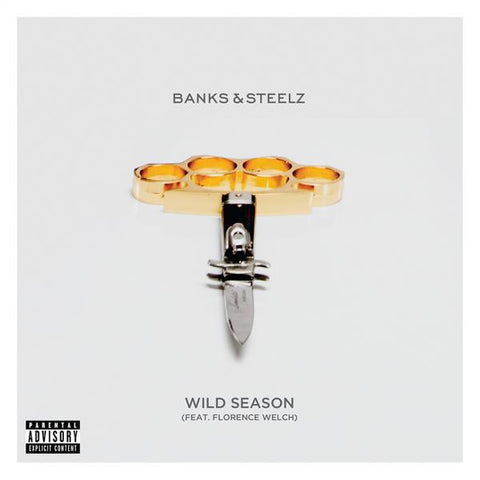 <b>Banks And Steelz </b><br><i>Wild Season (featuring Florence Welch)</i>
