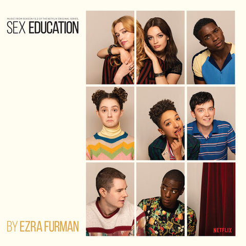 <b>Ezra Furman </b><br><i>Sex Education Original Soundtrack</i>