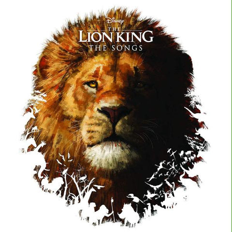 <b>Various </b><br><i>The Lion King: The Songs</i>