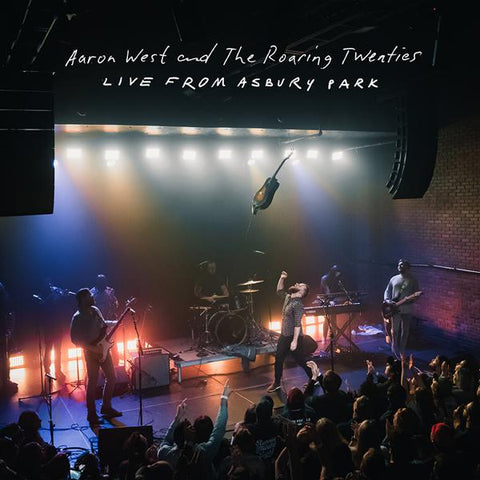 <b>Aaron West And The Roaring Twenties </b><br><i>Live From Asburn Park [Indie-Exclusive Yellow Vinyl]</i>