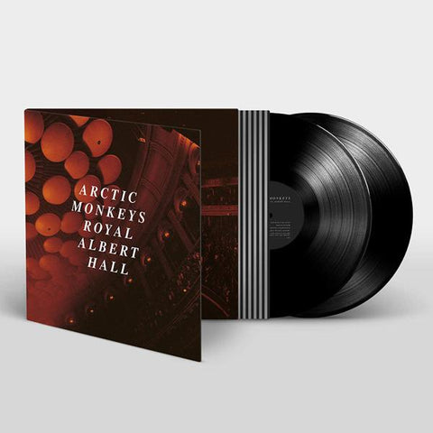 <b>Arctic Monkeys </b><br><i>Live At Royal Albert Hall</i>