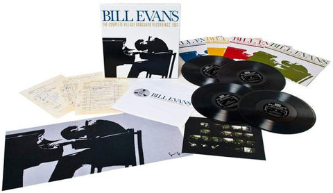 <b>Bill Evans </b><br><i>The Complete Village Vanguard Recordings, 1961 [4LP Box Set]</i>