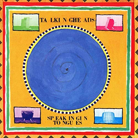 <b>Talking Heads </b><br><i>Speaking In Tongues [Blue Vinyl] [SYEOR 2021 Exclusive]</i>