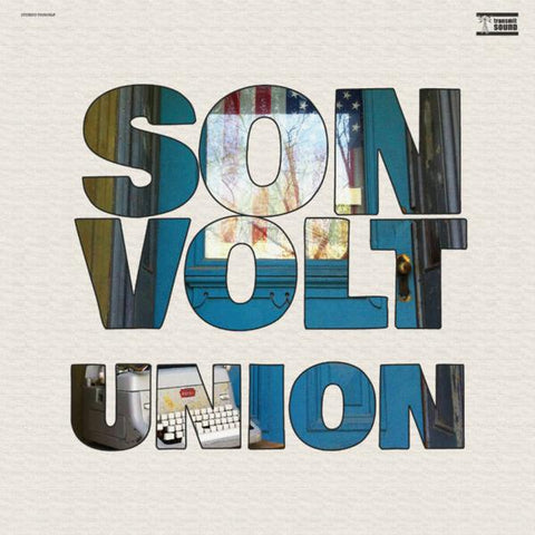 <b>Son Volt </b><br><i>Union [Indie-Exclusive Maroon Vinyl w/ signed print]</i>