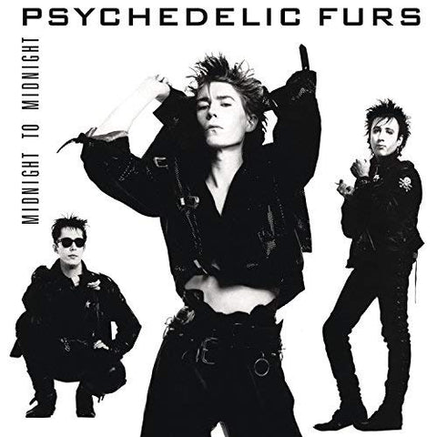 <b>The Psychedelic Furs </b><br><i>Midnight To Midnight</i>