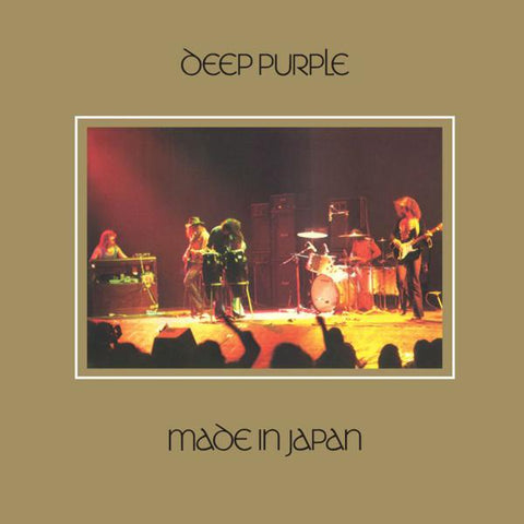 <b>Deep Purple </b><br><i>Made In Japan [2-lp, Purple Vinyl] [ROCKtober 2019 Exclusive]</i>