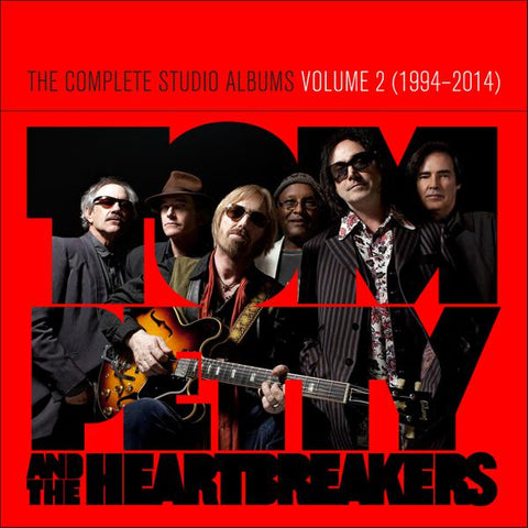 <b>Tom Petty And The Heartbreakers </b><br><i>The Complete Studio Albums Volume 2 (1994-2014) [12LP Box Set]</i>