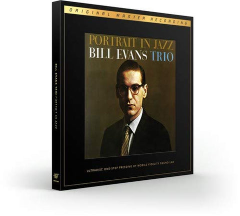 <b>Bill Evans Trio </b><br><i>Portrait In Jazz [2LP, 45RPM, One-step][LIMIT 1 PER CUSTOMER]</i>