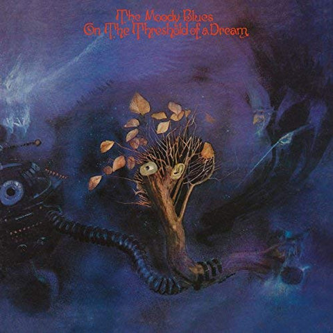 <b>The Moody Blues </b><br><i>On The Threshold Of A Dream</i>