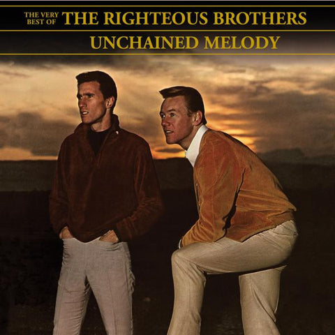 <b>The Righteous Brothers </b><br><i>The Very Best Of The Righteous Brothers - Unchained Melody</i>