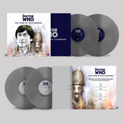 <b>Dr. Who </b><br><i>The Tomb Of The Cybermen</i>