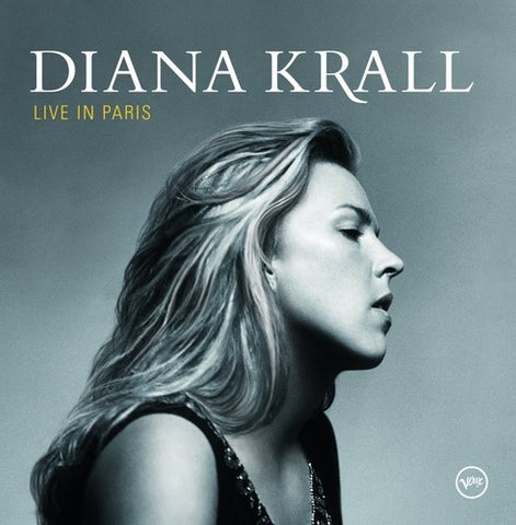 <b>Diana Krall </b><br><i>Live In Paris</i>