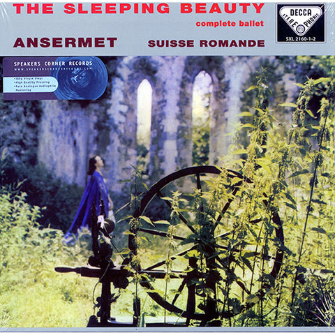 <b>Ernest Ansermet </b><br><i>Tchaikovsky - Sleeping Beauty</i>